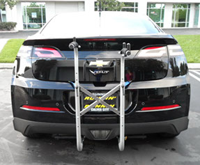 Chevrolet Volt Bike Racks Luggage Racks Ski Snowboard Racks